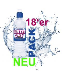 WATER JOE® - DAS ORIGINAL - 18er Pack - PET-CYCLE
