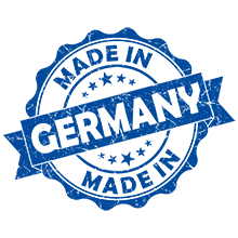 "Stempel ""Made in Germany"""
